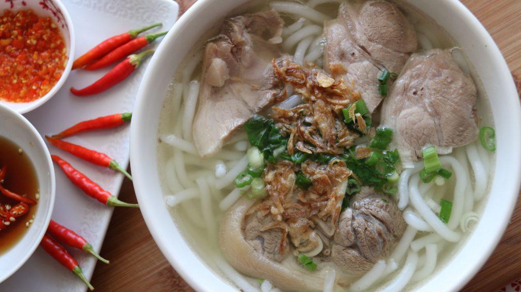 Xuân An là quán bánh canh ngon ở Đà Lạt nổi tiếng.