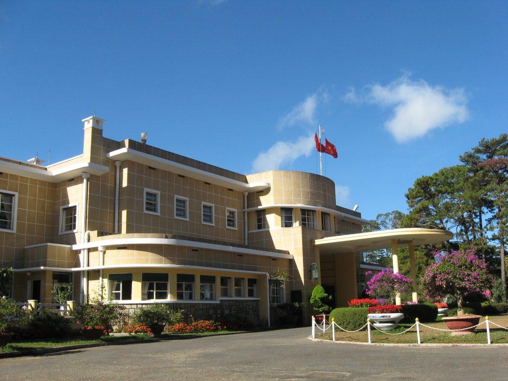 Dinh Bảo Đại cũng là các điểm nên đến ở Đà Lạt.